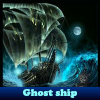 Ghost ship. Spot the Diff…