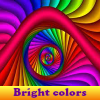 Bright colors 5 Differenc…