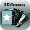 5 Differences (Fantasy pack)