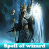 Spell of wizard