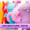 Adventure toys. Find obje…