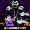 All Saints' Day. Find obj…