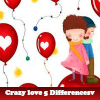 Crazy love 5 Differences