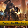 Fantasy Find Numbers