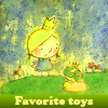 Favorite toys. Find objec…