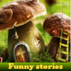 Funny stories. Find objects