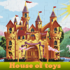 House of toys. Find objec…