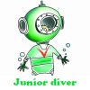 Junior diver  5 Differenc…