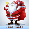 Kind Santa 5 Differences