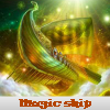 Magic ship 5 Differences