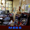 Mess. Find objects