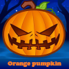 Orange pumpkin. Find obje…