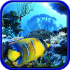 Scuba dive. Hidden object…