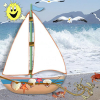 Sea adventures. Find objects