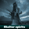 Shelter spirits. Find obj…