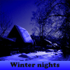 Winter nights. Find objec…