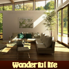 Wonderful life. Find objects