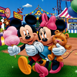 Mickey Mouse-Find the Spo…