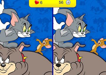 Tom and Jerry 3 Differenc…
